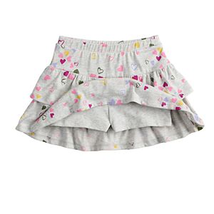 Toddler Girl Jumping Beans® Tiered Skort