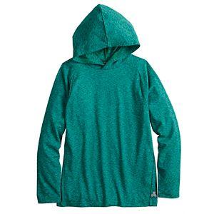 Boys 8-20 Tek Gear Brushed Jersey Hoodie