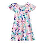 Toddler Girl Jumping Beans® Adaptive Swing Dress
