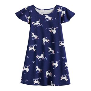 Girls 4-12 Jumping Beans® Adaptive Swing Dress