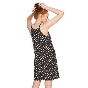 Juniors' SO® High Neck Tank Dress