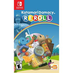 Katamari Reroll + Scribblenauts Game Bundle for Nintendo Switch