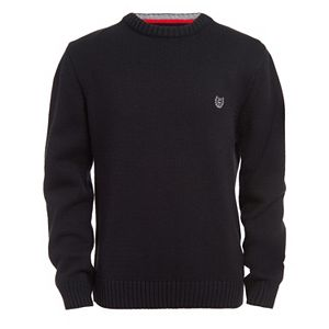 Boys 8-20 Chaps Crewneck Sweater