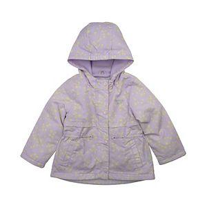 Toddler Girl OshKosh B'gosh Floral Midweight Jacket