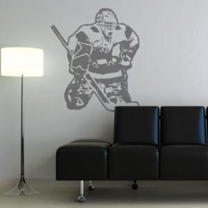 Hockey Wall Decals