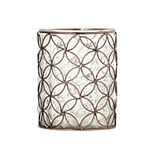 Pomeroy Marakesh Caged Hurricane Candle Holder