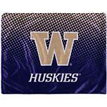 Washington Huskies 2-Pack Plush Dot Pillow Protectors