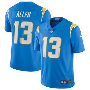 Men's Nike Keenan Allen Powder Blue Los Angeles Chargers Game Jersey