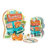 Educational Insights Frankie's Food Truck Game and Book