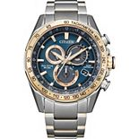Citizen Men's Eco PCAT Two Tone Watch
