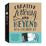 Creative Lettering and Beyond: Art & Stationery Kit