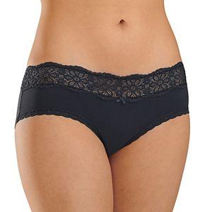 SO® Daisy Lace Boybrief Panty