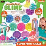 Cra-Z-Art Nickelodeon Slime Super Fluff Craze
