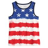 Boys 4-8 Jumping Beans® Patriotic Tank Top