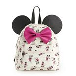 Disney's Mickey & Minnie Mouse Mini Backpack with 3D Ears