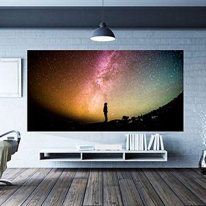 VAVA 4K UHD Laser TV Home Theatre Projector | Bright 2500 Lumens | Ultra Short Throw | Built-in Harman Kardon Sound Bar | ALPD 3.0 | Smart Android System