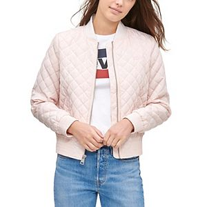Women's Levi's® Diamond Quilted Bomber Jacket