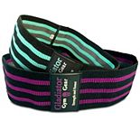 Gladiator Gym Gear Glute Bands, Booty Bands For Working Out. Squat Bands Resistance Loops. Fabric Resistance Bands, 2 Pack. Cloth Booty Band Nonslip Heavy Duty
