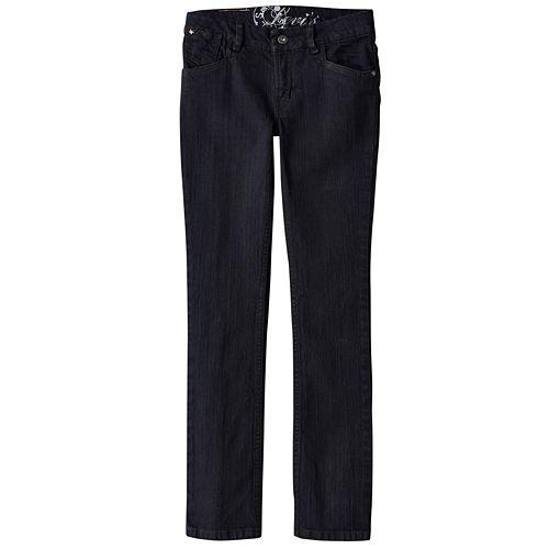 Levi's True Rebel Skinny Jeans $ 24.00