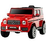 Best Ride On Cars Mercedes G-63 12-Volt Ride-On Toy