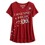 Girls 7-16 Harry Potter I Solemnly Swear I Am Up To No Good Graphic Tee in Regular & Plus Size