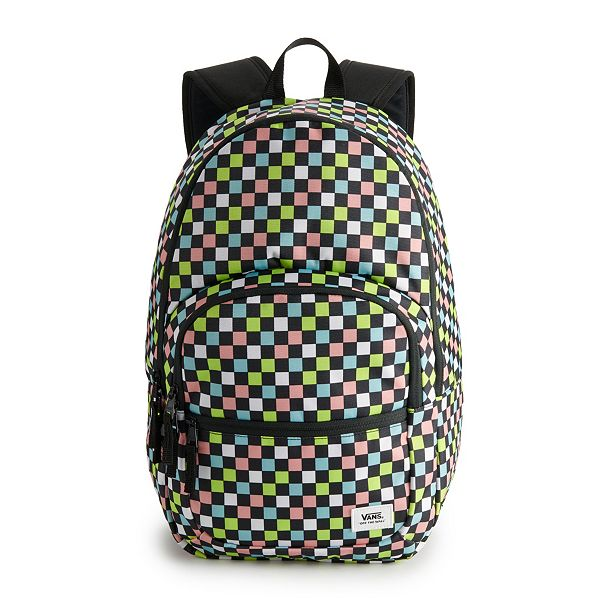 Vans® Ranged Backpack - Black Multi