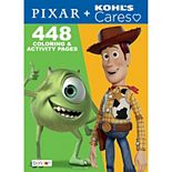 Disney Pixar?s Toy Story & Monsters Inc. 448-Page Coloring & Activity Book by Kohl's Cares