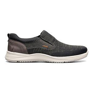 Nunn Bush Conway Men's Knit Moc Toe Slip-on Shoes