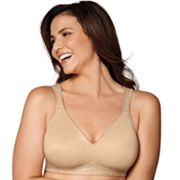 4f29b3c263bb2 Playtex Bra  18 Hour Seamless Smoothing Full-Figure Bra 4049 - Women s
