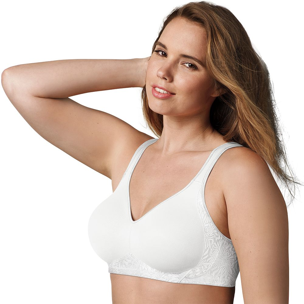 1e54463aeb18e Playtex Bra  18 Hour Seamless Smoothing Full-Figure Bra 4049 - Women s