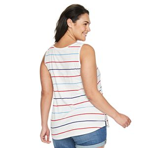 Plus Size Sonoma Goods For Life® Swing Tank