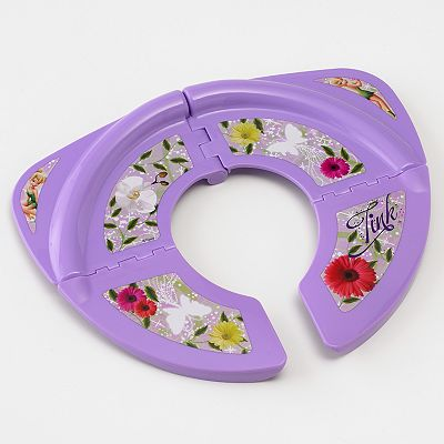 Disney Tinker Bell Folding Potty Seat
