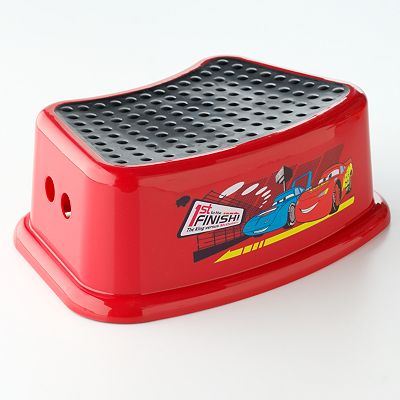 Disney/Pixar Cars Step Stool