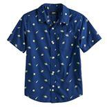 Boys 8-20 & Husky Urban Pipeline? Short Sleeve Button Down Shirt