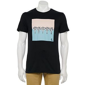 Men's Caliville Palm Tree Tropical Graphic Tee