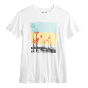 Men's Caliville Endless Summer Tropical Graphic Tee