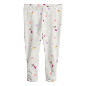 Disney's Minnie Mouse Toddler Girl Shirred Leggings by Jumping Beans®