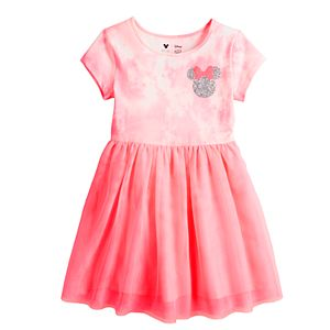 Disney's Minnie Mouse Toddler Girl Short-Sleeve Tutu Dress by Jumping Beans®