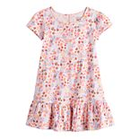 Toddler Girl Jumping Beans® Ruffled-Hem Dress