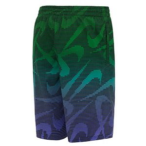 Boys 6-20 Nike Pixel Swoosh Volley Swim Shorts