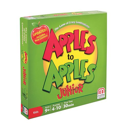 Image result for apples to apples junior
