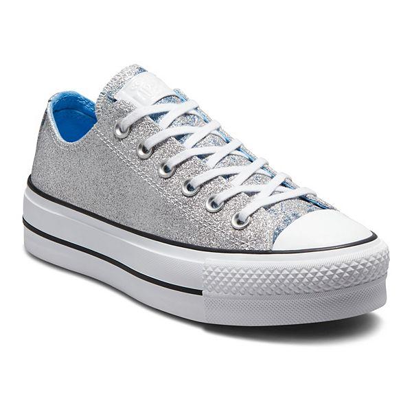 Women's Converse Chuck Taylor All Star Glitter Lift Shoes