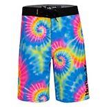 Boys 8-20 Hurley Tie Dye Board Shorts