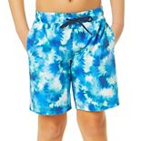 Boys California Waves Festival Swim Trunks