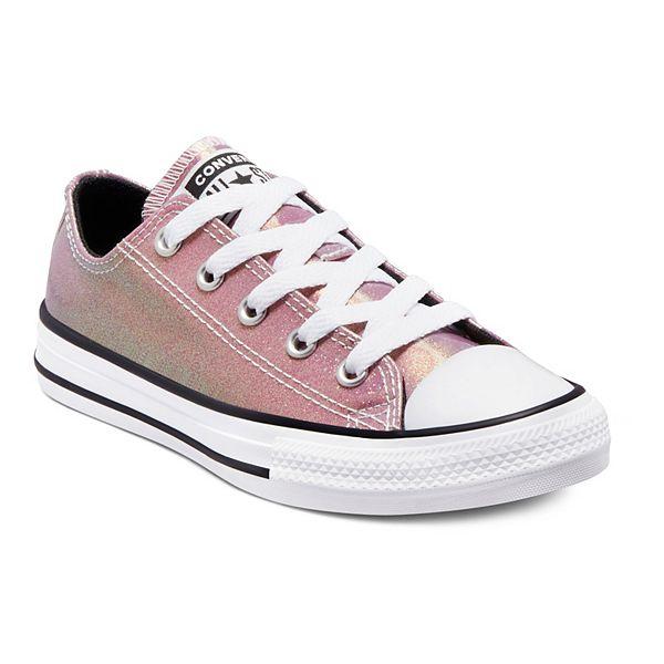 Girls' Converse Chuck Taylor All Star Iridescent Glitter Sneakers