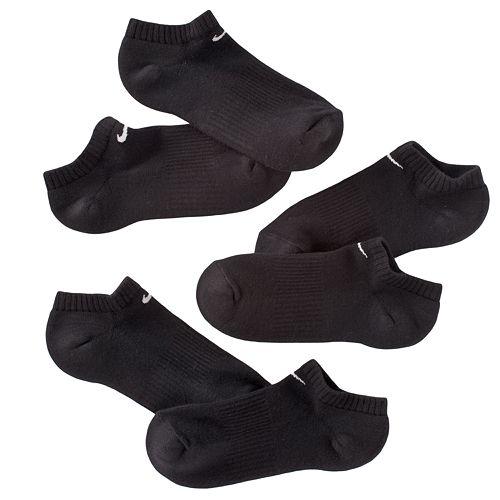 Boys Nike 3-pk. Performance No-Show Socks
