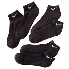 Boys Nike 3 pkPerformance Low-Cut Socks