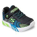 Skechers® S Lights Flex-Glow Elite Toddler Boys' Light-Up Sneakers