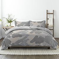 Made Supply Co. Painterly Reversible Comforter Set TWIN Deals
