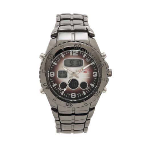 U.S. Polo Assn. Men's Analog & Digital Chronograph Watch - US8139